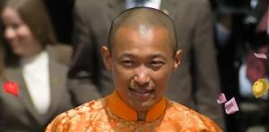 Sakyong Mipham Rimpoche