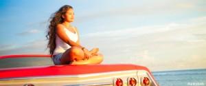 meditare per guidare